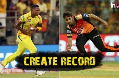 IPL 2018 Final: Bhuvneshwar Kumar, Lungi Ngidi Create Unique Record In IPL History