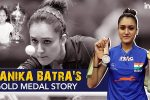 CWG 2018: Golden Girl Manika Batra Shares Her Strategy To Counter The Chinese