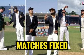 Al Jazeera's Match Fixing Sting Stuns Cricket Fans, Claims 3 Tests Of Team India Were Fixed – WATCH