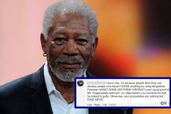 What The Reaction To Harassment Allegations Against Morgan Freeman Tells Us