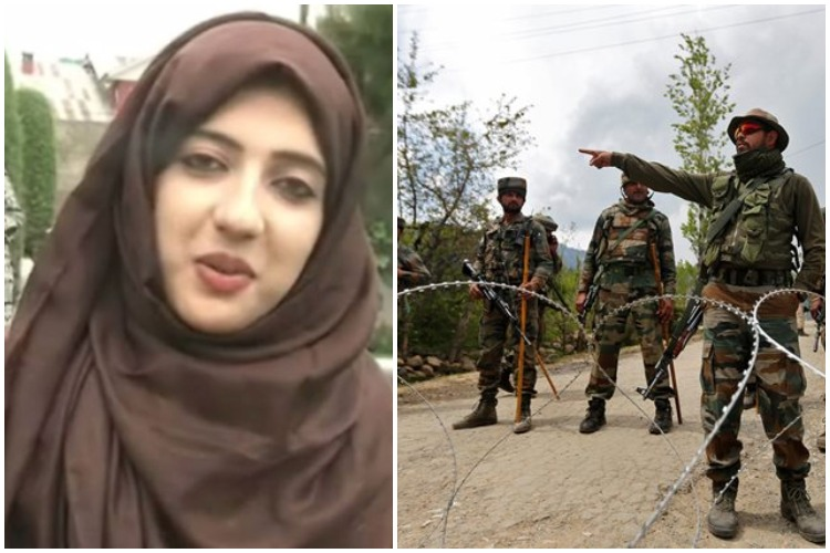 How A Jailed Kashmiri Separatist Leader's Daughter Topped The CBSE Class XIIExams