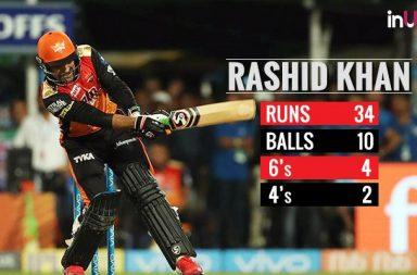 IPL 2018 KKR vs SRH, Qualifier 2: Rashid Khan Gets 'Legend' Tag On Twitter
