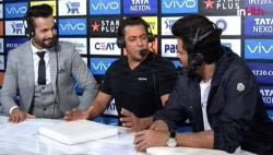 IPL 2018 Final: Watch Salman Khan, Anil Kapoor Turn Commentator, Praise MS Dhoni; Twitterati Call It 'Jhakass'