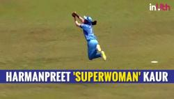 IPL 2018 Women's T20 Challenge: Harmanpreet Kaur's 'Superwoman' Catch Will Leave You Speechless