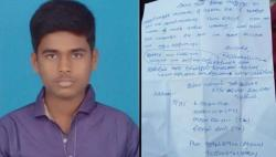 TN Boy Who Blamed Drunkard Father For His Suicide, Scored 85% In Class 12 Exam