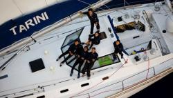 Around The World In 254 Days: All Women Crew OF INSV Tarini Returns Home