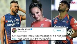 IPL 2018: Danielle Wyatt Comes Up With A Quirky Tweet For Hardik Pandya, Rishabh Pant & Others