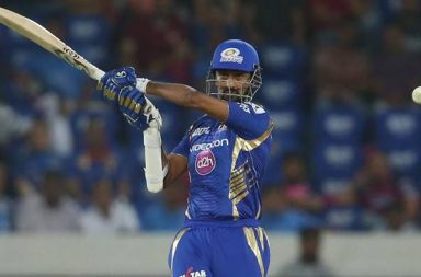 IPL 2018 KXIP vs MI, Match 34 LIVE Updates: Krunal, Rohit Take Command, Trouble For KXIP