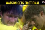 IPL 2018 Final: Shane Watson Gets Teary-Eyed After Winning The Title With His Champion Knock — Watch