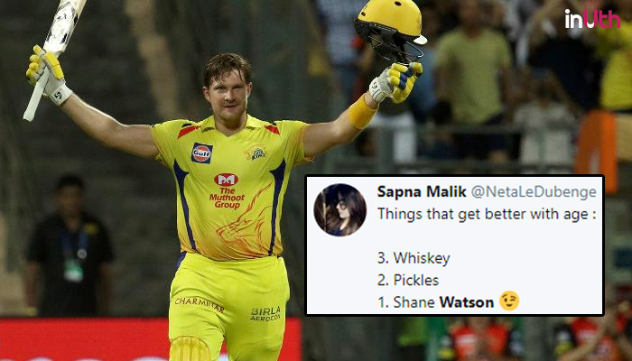IPL 2018 Final: Shane Watson's Record-Breaking Century Makes Twitterati Go Bonkers!