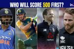 Will We See 500-Run Mark Breached In ICC World Cup 2019 inEngland?