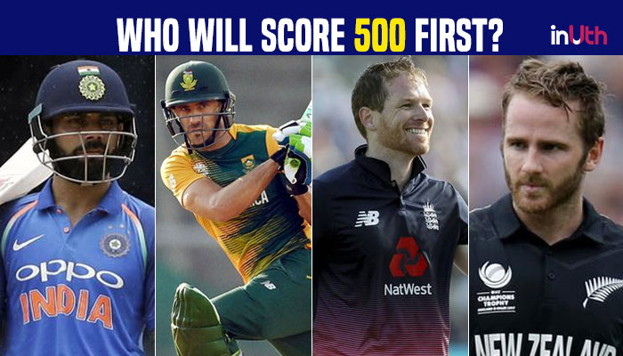 Will We See 500-Run Mark Breached In ICC World Cup 2019 in England?