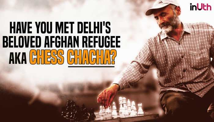 Have You Met Delhi's Beloved Afghan Refugee AKA Chess Chacha?
