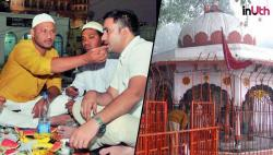 Lucknow Temple Hosts Iftar Party For Muslims, Sends A Message Of Brotherhood