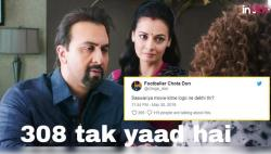 How Sanju's '308 Tak Yaad Hai' Dialogue Launched A Thousand Memes