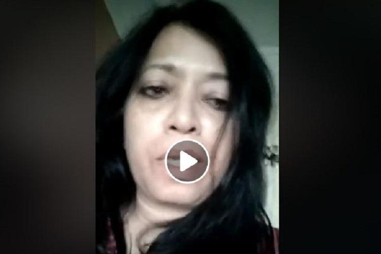 This Ghaziabad Woman Claims She Was Forced Out Of Home For Feeding StrayDogs
