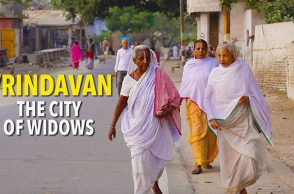City of Widows, Vrindavan