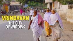 #InternationalWidowsDay: The City Of Widows In India