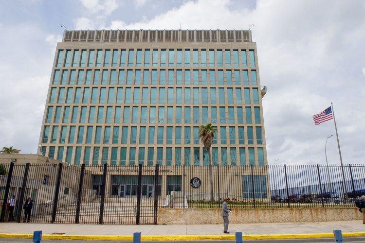 US embassy cuba