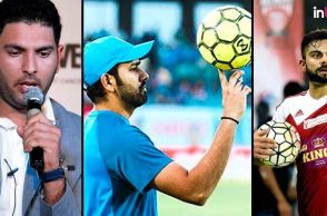 'Rohit is Horrible Football Player, Virat Can Never Score A Goal,' Yuvraj Singh Reveals Inside Secrets