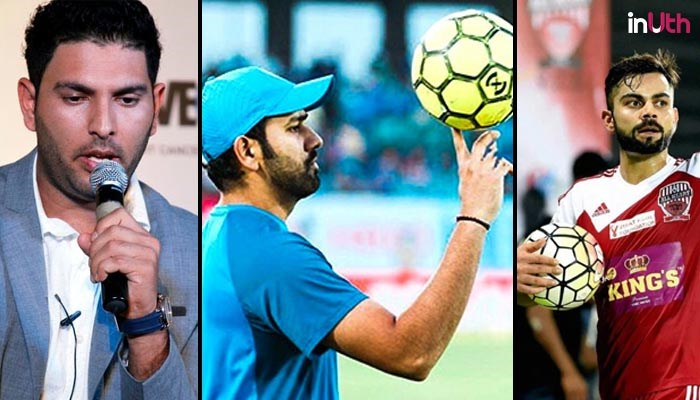 'Rohit is A Horrible Football Player, Virat Can Never Score A Goal,' Yuvraj Singh Reveals Inside Secrets