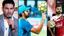 'Rohit is A Horrible Football Player, Virat Can Never Score A Goal,' Yuvraj Singh Reveals Inside Secrets