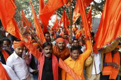 VHP, Bajrang Dal Get Branded As 'Militant Religious Groups' By CIA