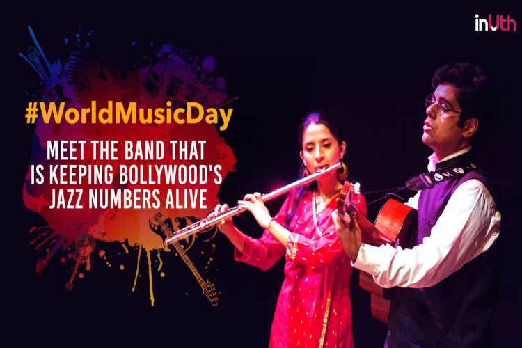 #WorldMusicDay: Meet The Band That's Effortlessly Mixed Bollywood Music And Jazz