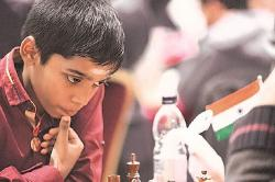 This Chennai Boy Is Now World's Second-Youngest Grandmaster