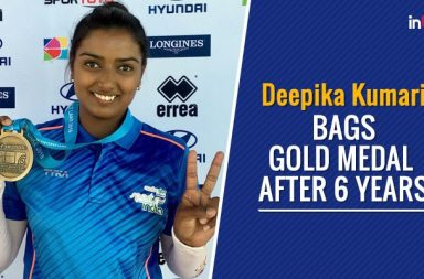 Deepika Kumari Wins Gold At World Cup Stage Event After 6 Years
