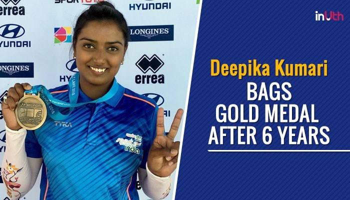 Deepika Kumari Wins Gold At World Cup Stage Event After 6Years