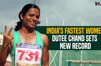 With 11.29 seconds, Dutee Chand sets new national record in women's 100m