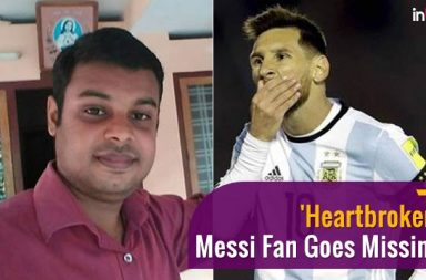 'Heartbroken' Messi fan in Kerala missing, suicide note found