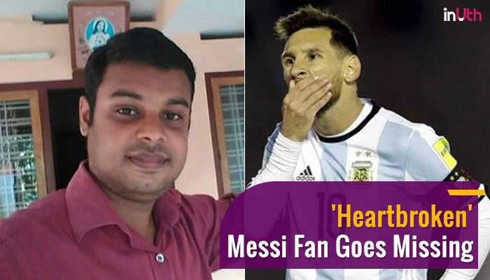 'Heartbroken' Lionel Messi Fan Goes Missing In Kerala After Argentina's Poor Show, Suicide Note Found