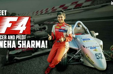 Sneha Sharma, Sneha Sharma Racer, Formula 4 Women Drivers, Sneha Sharma Racing, Sneha Sharma Interview, Sneha Sharma achievments, Sneha Sharma accident, Sneha Sharma fastest speed, Formula 4 women drivers in India, Racing India, Sneha Sharma pilot, Sneha Sharma Indigo