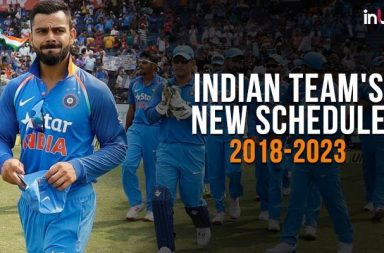 India will play over 200 matches, host 102 games in 2018-2013 cycle: ICC