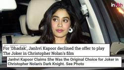 Janhvi Kapoor Made A Joke And How The Indian Media Reacted Will Blow Your Mind