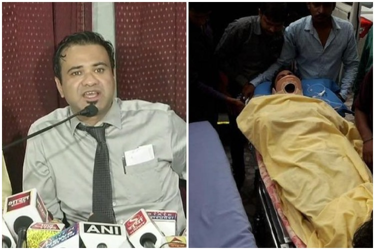 """BJP MP Hired Gunmen To Attack My Brother In Gorakhpur"": Dr Kafeel Khan"
