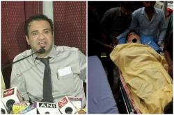 """""""BJP MP Hired Gunmen To Attack My Brother In Gorakhpur"""": Dr Kafeel Khan"""