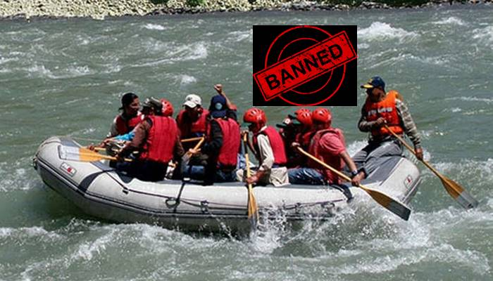 Thanks To Irresponsible Tourism, No Paragliding, Rafting In Uttarakhand For Now