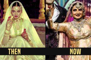 Rekha, IIFA, Rekha IIFA performance, Rekha Ranbir Kapoor, Rekha Ranbir Kapoor Karan Johar, Rekha movies, Rekha Umrao Jaan, Rekha Muqaddar Ka Sikandar