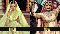 When Rekha Performed With Ranbir Kapoor At IIFA, And Time Stood Still