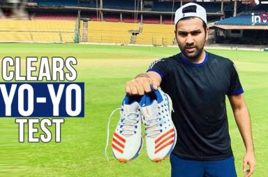 Rohit Sharma Clears Yo-Yo Test