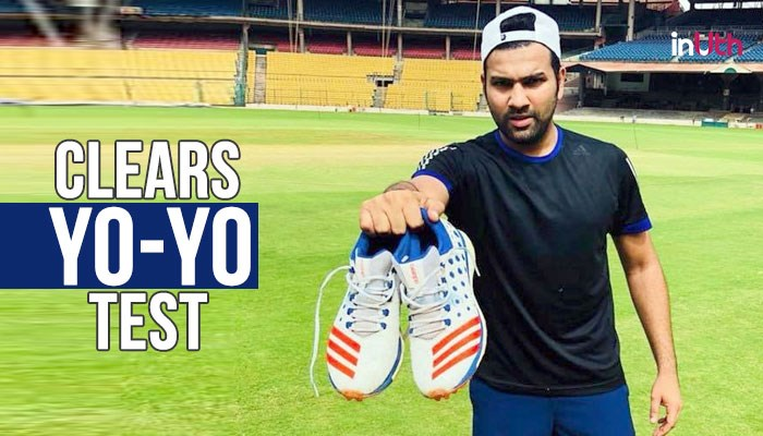 Rohit Sharma Clears Yo-Yo Test, Tweeps say 'Never Underestimate The Power of #HITMAN'