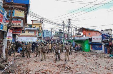 shillong clashes