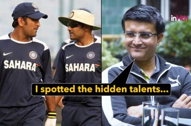 Here's How Sourav Ganguly Turned MS Dhoni, Virender Sehwag Into World Class Player