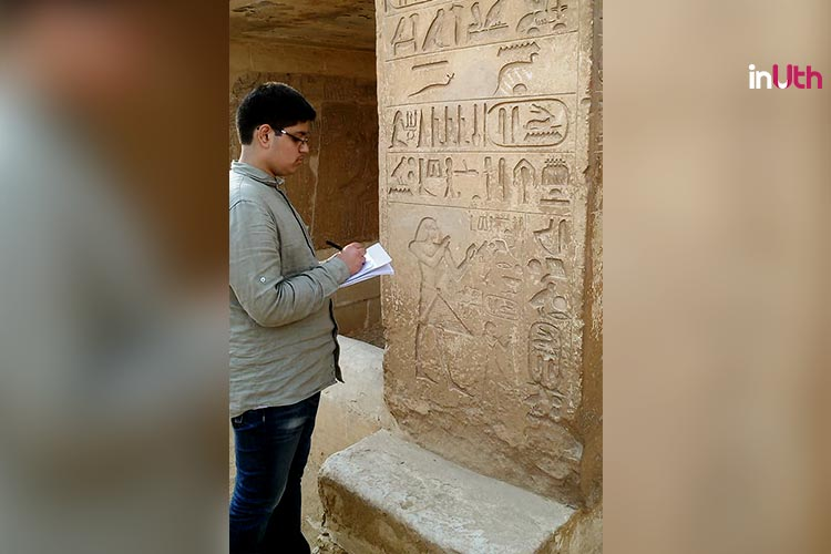 This 17-Year-Old From Allahabad Is An Archaeologist