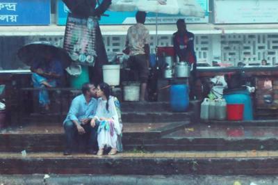 Bangladesh, Couple, Kissing, Jibon Ahmed
