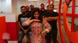 It's Monsoon In Mumbai & RJ Malishka Is Back At Mocking The City's Potholes