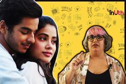 Aunty Ka Review: 'Dhadak' Is Almost Like Cardio For Ishaan Khatter, Janhvi Kapoor